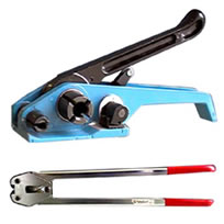 Strapping Tools for Plastic Hand Strapping